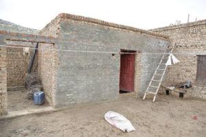 Das kleine Haus von Shans Familie. (Quelle: Christian Herrmanny)
