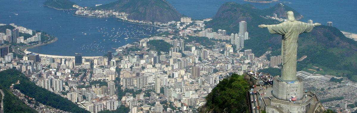 Rio de Janeiro mit Zuckerhut. (Quelle: mariordo@aol.com)