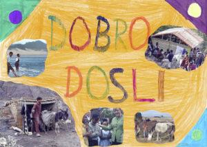 Herzlich willkommen auf Bosnisch/Kroatisch. (Quelle: Matilda Bozkus)