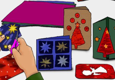 Basteltipps Fur Weihnachten Robinson Im Netz