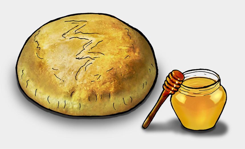 Illustration: Honigbrot aus Äthiopien (Quelle:Angela Richter)