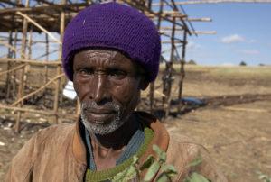 Ein alter Äthiopier. (Quelle: Frank Peterschröder)
