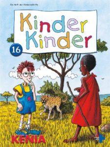 Titelbild Kinder, Kinder 16: Robinson in Kenia. (Quelle: Peter Laux)