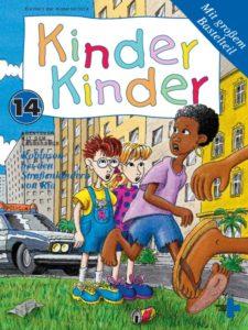 Titelbild Kinder, Kinder 14: Robinson bei den Straßenkindern in Rio. (Quelle: Peter Laux)
