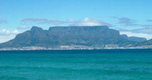 Der Tafelberg. (Quelle: Andreas Wiese)