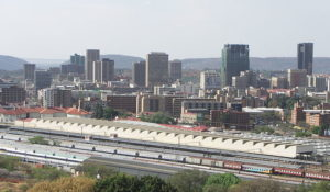 Der Bahnhof von Pretoria. (Quelle: https://commons.wikimedia.org/wiki/User:NJR_ZA?uselang=de)