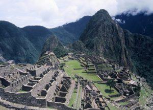 Die alte Inkastadt Machu Picchu. (Quelle: Jürgen Schübelin)