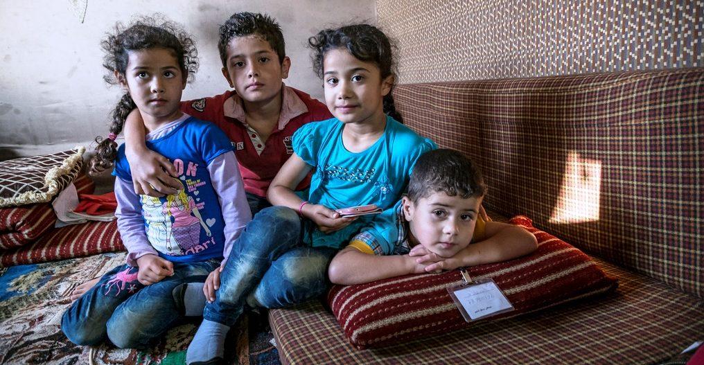 Syrische Kinder. (Quelle: Jakob Studnar)