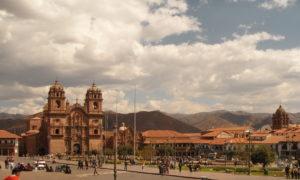 Die Kathedrale von Cusco. (Quelle: Claudia Richter)