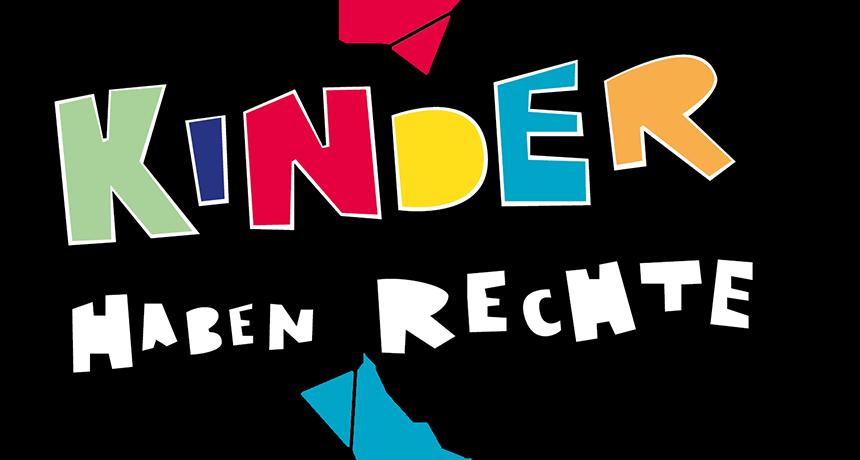 """""""Kinder haben Rechte"""". (Quelle: Jan Robert Dünnwelller)"""
