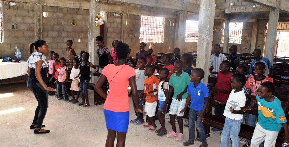 Die Kinder im Kinderzentrum können wieder lachen. (Quelle: Kindernothilfe-Partner)
