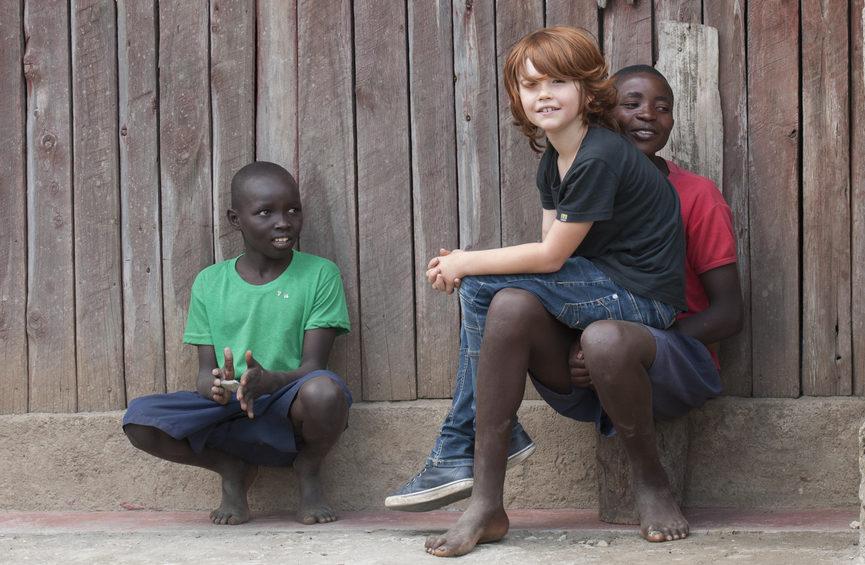 Ich habe in Kenia einige Straßenkinder kennengelernt. (Quelle: Christian Nusch)