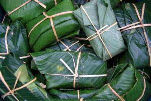 Das sind Tamales. (Quelle: iStock)