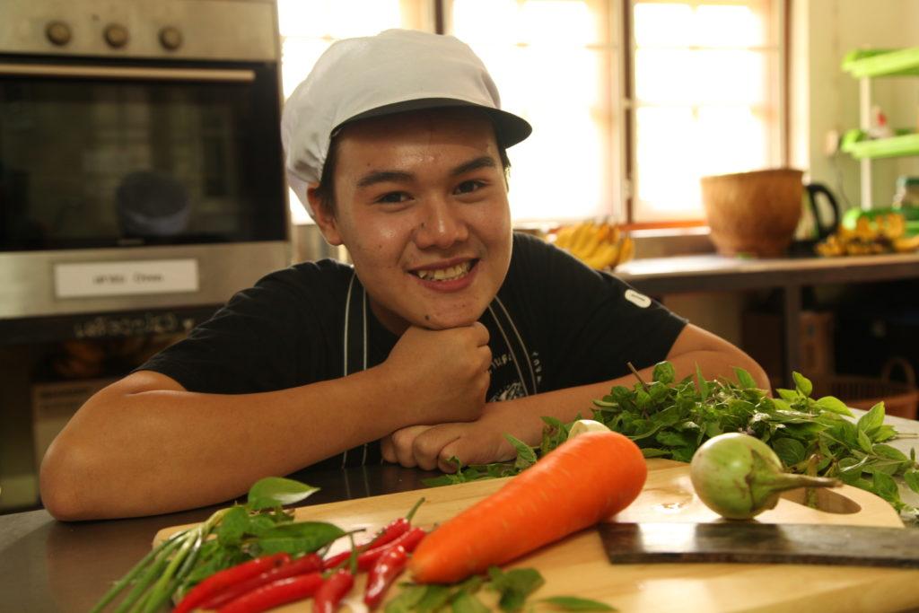 Tong aus Myanmar